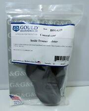 Gould Goodrich Inside Trouser Holster RH Black - Glock 19 23 32 B890-G19