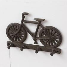 Rustic new BICYCLE wall Key Rack