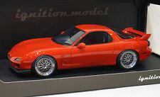 IG Model 1/18 Mazda RX-7 FD3S Spirit R Type A Red IG0200 HPI Ignition