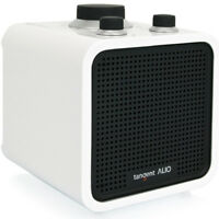 Tangent Alio Junior AM/FM Mono Radio in High Gloss White ALIOJNRWH
