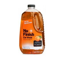 Nu Finish Car Wash Bottle - 1890ml