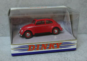 Matchbox Dinky  DY6-C 1951 Volkswagen Beetle Red Mint Boxed  Shop Stock