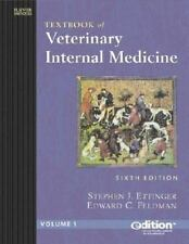 Textbook of Veterinary Internal Medicine: 2-Volume Set with CD-ROM