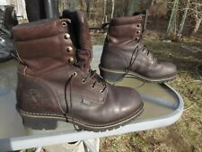 Red Wing Irish Setter Insulated Waterproof Logger Eh 83809 / 13 Ee / Pre-Owned