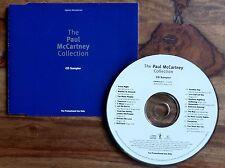 Paul McCartney Collection CD Sampler UK Remastered CDPMCOLDJ 1