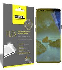 3x Samsung Galaxy S9 Schutzfolie Folie 100 Displayabdeckung Dipos Flex