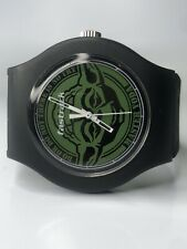 Fastrack Men's Rubber Quartz Watch - Master Yoda - New Battery