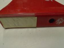 1990 Alfa Romeo 166 Service News Bulletins Manual Factory OEM Book Used ***