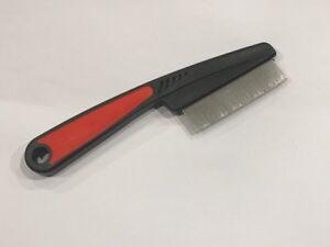 Pet Safe Flea Comb - Good Quality fine flea comb for dogs and cats