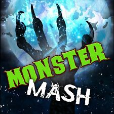 MONSTER MASH PERFUME OIL MURKY FRUIT PUNCH DIRT GRAVE MOSS MINT HALLOWEEN DARK