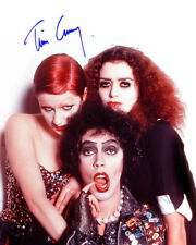 "ROCKY HORROR PICTURE SHOW TIM  CURRY Photograph Autograph 8"" x 10"" RP"