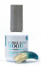 LeChat Perfect Match UV/LED Curable Mood Change - Atlantis - 0.5oz MPMG46
