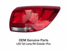 OEM Parts Rear LED Tail Light Lamp Right Outside for KIA 2011 - 2016 Sportage R