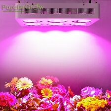 Reflector COB 1200W led grow lighting Indoor hydro lamp commercial crop harvest
