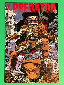 Predator #4 DARK HORSE Comics (1990)