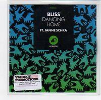 (FE511) Bliss, Dancing Home ft Janne Schra - 2014 DJ CD