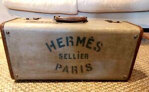 Small Antique Steamer Cabin Trunk -  Stage & Film Prop