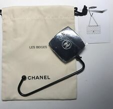 CHANEL VIP GIFT portable hook bag holder in poach NEW