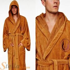 Star Wars Jedi Soft Cotton Toweling Bathrobe Deluxe Adult Official Dressing Gown