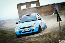 FORD KA 1400 RALLY CAR TOP SPEC !!!