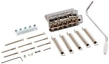 Genuine Fender Strat'57 '62 Vintage Bridge Tremolo Assembly, Chrome