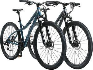 BIKESTAR VTT Vélo Tout Terrain 21 Vitesses Shimano   Bicyclette 29 Pouces