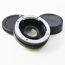 Sony Alpha Minolta AF Objektivadapter für Nikon F mount adapter D5 D500 D810 Df