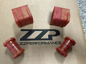 ZZPerformance Torque Strut Red Polyurethane 3800 3.8L Dog Bone Poly Motor Mounts