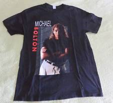 Vintage 1991 MICHAEL BOLTON Concert SHIRT Sz XL Time Love Tenderness Tour