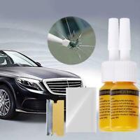 Car Windshield Windscreen Glass Crack Chip Repair Fluid Windshield Fix Tool neu