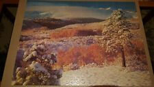 Vintage 1981 MB 2000Pc Puzzle. Best Of America Series 5. Dallas Divide, Colorado