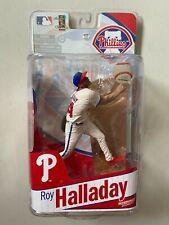 MLB Philadelphia Phillies ROY HALLADAY Baseball Action Figure McFarlane Toys