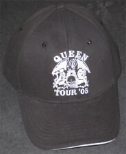 Queen - Rare - Original 2005 World Tour Hat/Cap Emroidered Flexfit New rock pop