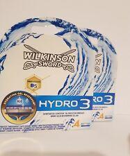 Wilkinson Sword Hydro 3 Klingenpackung,2 X 4er Pack= 8 Stück)