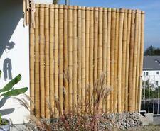 Bambusstangen Bambus Bambushalm Bambusrohr Bambuslatte 10 Stk.150 cm Ø 3-4 cm