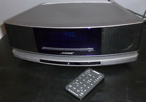 Bose Wave Music System IV AM/FM CD Player with SoundTouch Pedestal