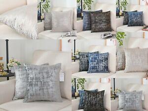 Hala French Velvet Cushion Covers