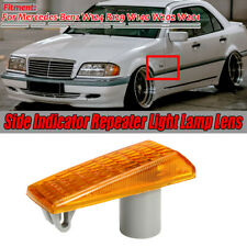 For Mercedes Benz W124 R129 W140 W202 W201 Side Indicator Repeater Light Lamp