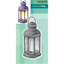 Penny Black Christmas Clear Acrylic Stamps Lantern pbs-40-660
