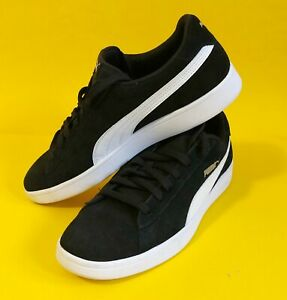 Puma Suede V2 Men's Sneaker 364989-01 Shoes Sneakers Sz US 10.5 UK 9.5