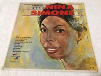LP NINA SIMONE ORIGINAL VERY RARE SPIN-O-RAMA (M) MUST SEE PICS!!!