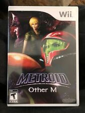 Metroid: Other M Wii (Brand New Factory Sealed Us Version) Nintendo Wii