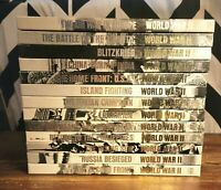 Time Life World War II - Military History Books - Choose A Volume