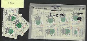 MOZAMBIQUE...#418...Mint NH...1961...100 copies....SCV $45.00