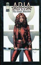 ARIA: The Soul Market #2 (Apr 2001, Image) VERY FINE