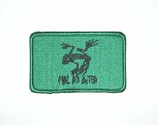 USN US NAVY SEAL MAL AD OSTEO FROG BAD TO THE BONE RECON SPECIAL WARFARE PATCH