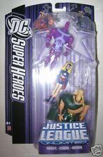JUSTICE LEAGUE 3 Pack Stargirl Parasite and Aquaman!!