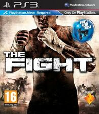 La lucha ~ Ps3 Move Juego (en Perfectas Condiciones)