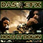 Hold It Down by Das EFX (CD, Sep-1995, EastWest)