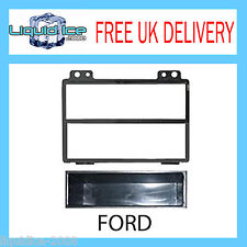 FP-07-05 FORD FIESTA 2005 > MKV BLACK FASCIA FACIA ADAPTOR PANEL SURROUND TRIM